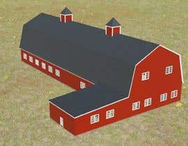 #9 para Design a barn de studiofume