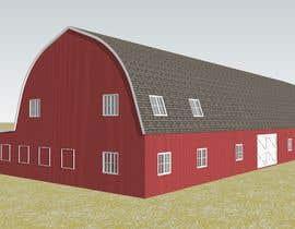 #10 para Design a barn de weelin1986