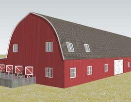 #12 para Design a barn de weelin1986