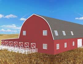 #20 para Design a barn de weelin1986