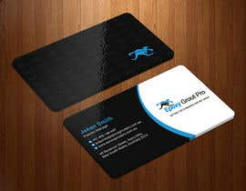 #56 para Business card design de Uttamkumar01