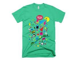 #8 para Need Tshirt Re Created ASAP de pajibor1