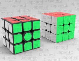 #10 para Custom Rubiks cube 3D models needed de japaned