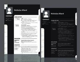 #32 para Design me a resume de wurfel