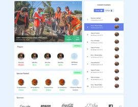 #24 for Design page by ginksad