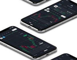 #4 para Internal App UI Design de blackdahlia24