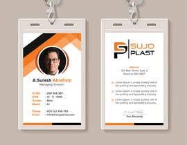 #64 untuk Design an minimalistic ID Card oleh iqbalsujan500