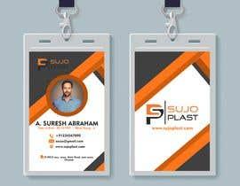 #20 untuk Design an minimalistic ID Card oleh flowerpapermade
