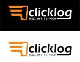 #65 para Logo for 1ClickLog de Pranatamangsa
