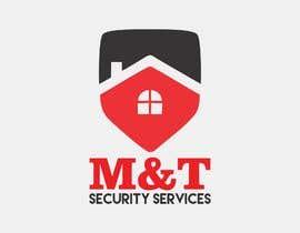 #37 para M&T Security Services Logo design de qaxim43