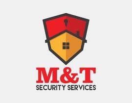 #38 para M&T Security Services Logo design de qaxim43