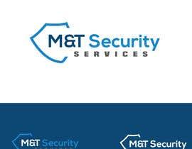 #30 para M&T Security Services Logo design de istihakahmedsany