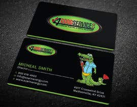 #315 for business card by triptigain