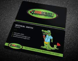 #320 for business card by triptigain