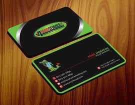 #214 for business card by tanvirhaque2007