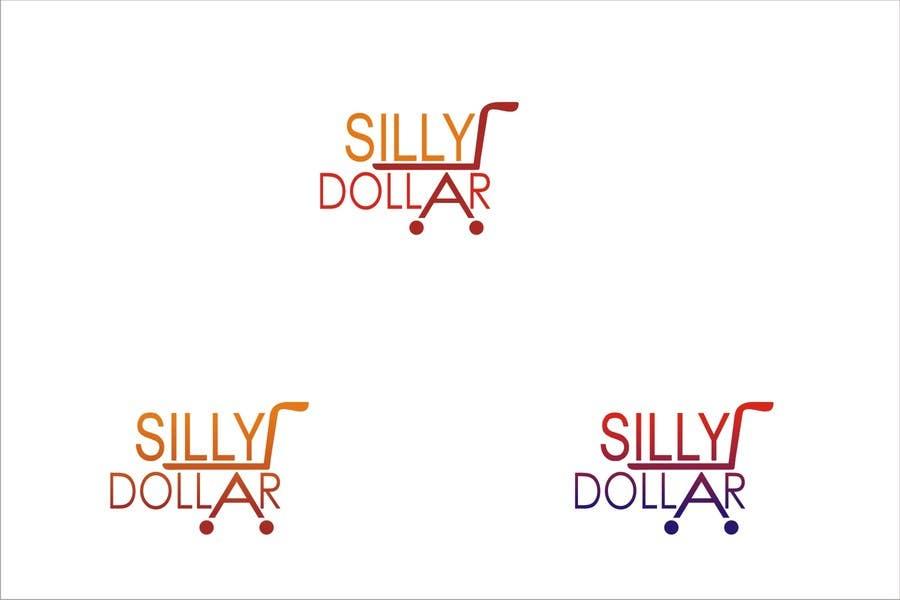Penyertaan Peraduan #                                        240                                      untuk                                         Logo Design for sillydollar.com