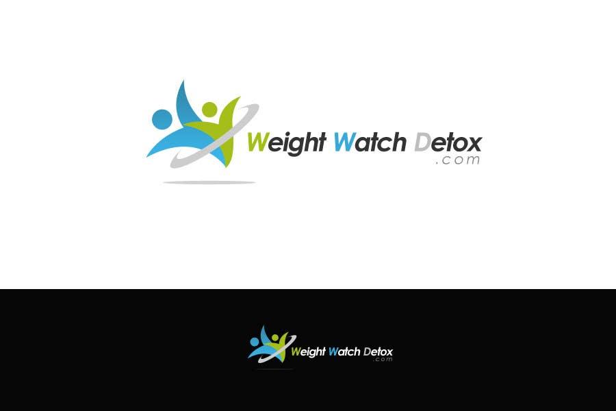 Inscrição nº 36 do Concurso para Logo Design for Weight Watch Detox . com