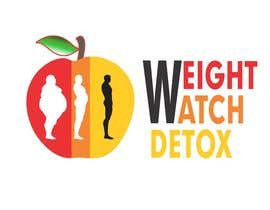 #68 untuk Logo Design for Weight Watch Detox . com oleh itcostin