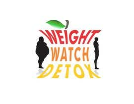 #72 untuk Logo Design for Weight Watch Detox . com oleh itcostin