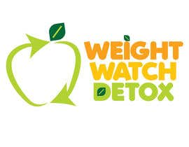 vernequeneto tarafından Logo Design for Weight Watch Detox . com için no 4