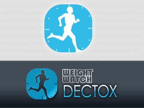 #79 for Logo Design for Weight Watch Detox . com by D2D194