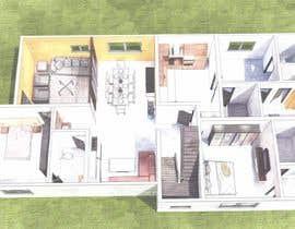 Nro 9 kilpailuun Interior design for a house käyttäjältä Dezzinefreak