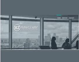Nro 280 kilpailuun Logo and website design for robertzapfel.com käyttäjältä Mizan578