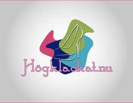 nº 15 pour Logo Design for site selling high heel stiletto shoes par jonuelgs