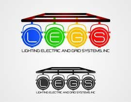 #104 for Design a Logo for Lighting Electric and Grid Systems, Inc. -- 2 af omenarianda