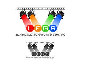 #133 for Design a Logo for Lighting Electric and Grid Systems, Inc. -- 2 af neerajvrma87