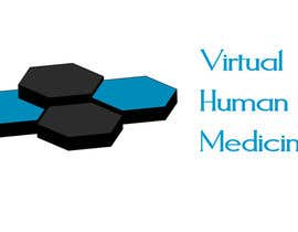 #3 para Logo Design for science concept - 3D Medicine por StanleyV2