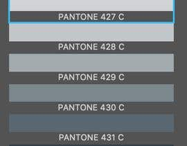 #4 cho find me a light baby grey pantone bởi paromasoni