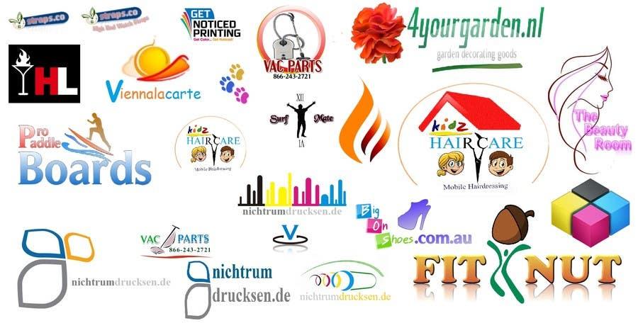 Inscrição nº                                         1                                      do Concurso para                                         Logo Design for different apps