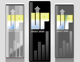 #240 para Logo Design for Energy/Mineral Drink por feelchez