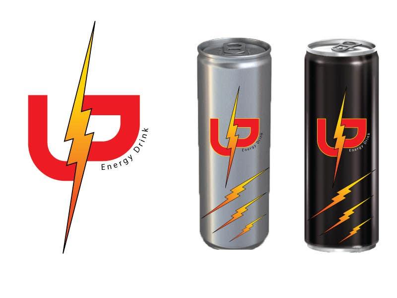 Kilpailutyö #323 kilpailussa Logo Design for Energy/Mineral Drink