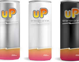 #205 para Logo Design for Energy/Mineral Drink por carodevechi5