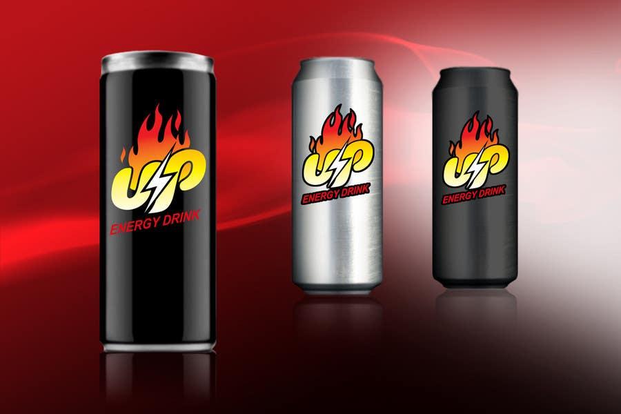 Bài tham dự cuộc thi #321 cho Logo Design for Energy/Mineral Drink