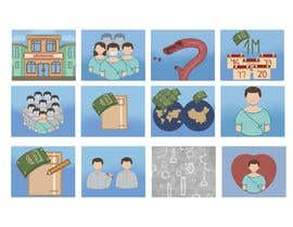 Antonija93 tarafından Creative Explainer Concept Illustrations (12 images) için no 35