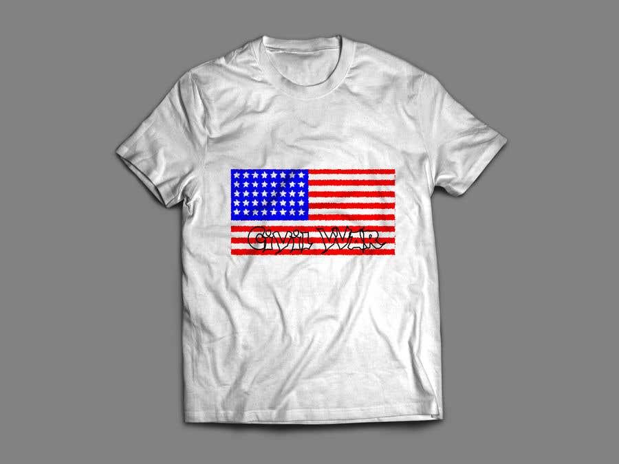 Inscrição nº                                         13                                      do Concurso para                                         *** 10 Shirt US Patriotic designs Needed!!