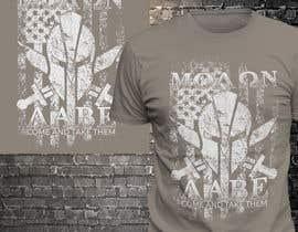 #166 สำหรับ *** 10 Shirt US Patriotic designs Needed!! โดย rruhulamin0111