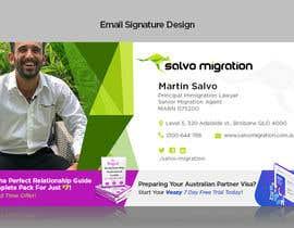 Nro 10 kilpailuun Email Signature Design käyttäjältä lowie14