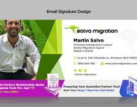 Nro 17 kilpailuun Email Signature Design käyttäjältä lowie14