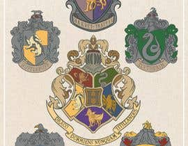#11 для Harry Potter Heraldry от Antonija93