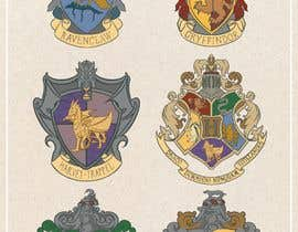 #13 для Harry Potter Heraldry от Antonija93
