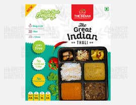#55 for Food Packaging Box (Indian Thali Box) by harmeetgraphix