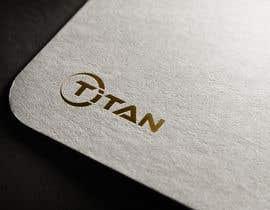 #192 untuk Logo Design! Titan oleh airnetword2