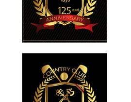 #108 for 125 Anniverary logo design for golf club by carlosgirano