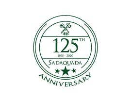 #120 for 125 Anniverary logo design for golf club by reswara86