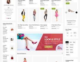 Nro 56 kilpailuun build me a website/shopify site. käyttäjältä tidream24