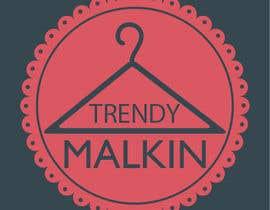 #14 for Design a Logo for TRENDY MALKIN by honestlytheo
